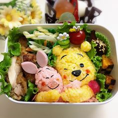 Awesome lunch boxes full of Disney's Tsum Tsum characters are almost too cute to eat! 3