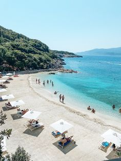 Albania Travel, Albania Beach, Visit Albania, Fun Places To Go, Places To Visit, Vacation Trips, Dream Vacations, Work And Travel Australien, Safari