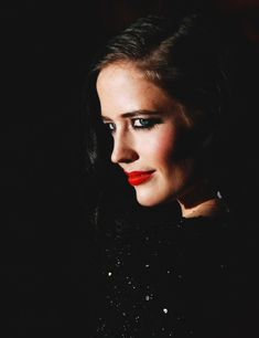 """Tumblr dedicated to the wonderful French actress Eva Green. """"I don't want to play the beautiful girl..."""