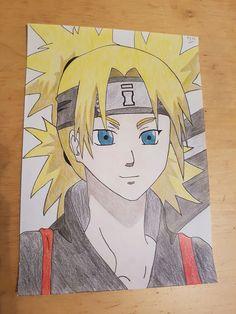 Temari ~ Naruto/ 5hours #Draw #Otaku #Anime #Selfmade #Manga #Ecchi #Akatsuki #Oppai
