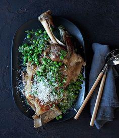 Lamb shoulder recipes -Australian Gourmet