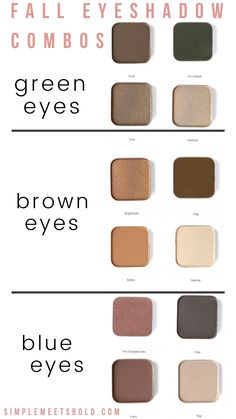 hacks makeup tricks ideas Easy guide to fall eyeshadow! With Maskcara beauty, you can costumize your own eyeshadow palette! Get just a single one or a full compact! Email me for help picking shades! Maskcara Makeup, Maskcara Beauty, Skin Makeup, Makeup Tips, Beauty Makeup, Hazel Eye Makeup, Eyeshadow Green Eyes, Eyeshadow Looks, Fall Eyeshadow Palette