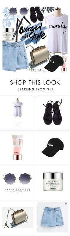 """""""Kickstart your new semester!"""" by yesstyle ❤ liked on Polyvore featuring Chlo.D.Manon, artless, DaBaGirl and chuu"""