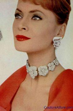 Couture Allure Vintage Fashion: Les Bijoux - 1950s