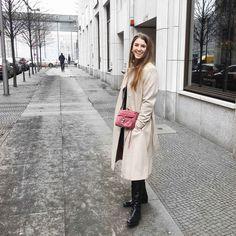 Schnappschüsse der letzten Zeit / Fashion Week Berlin
