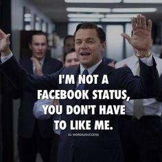 "Face of ""Success"""