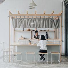 Artwork For Home Decoration Cafe Shop Design, Kiosk Design, Cafe Interior Design, Booth Design, Retail Design, Store Design, Cafe Concept, Artwork For Home, Shop Interiors
