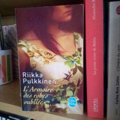 L'armoire des robes oubliées - Riikka Pulkkinen