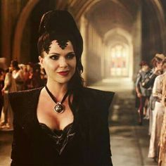 Awesome Evil Queen Regina (Lana) #Once #S1