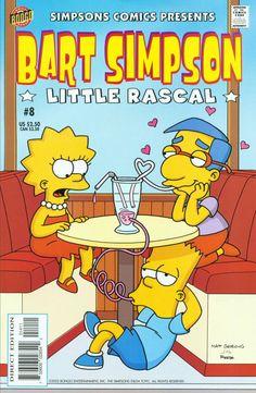 Bart Simpsons Comic