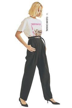 80s Girl Fashion, Fashion 2020, Love Fashion, Womens Fashion, Fashion Themes, Fashion Poses, Casual, People, Street Style