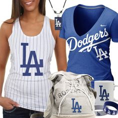 Cute Los Angeles Dodgers Fan Gear