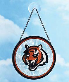 NFL Art Glass Sun Catchers|LTD Commodities $12.95