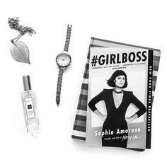 "Jessica Jane on Instagram: ""Today's chic-cessories #GirlBoss"""