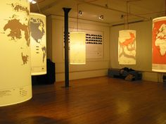 Exhibition design by Freecell
