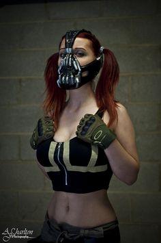 Fem-Bane taken at LFCC #London 2013