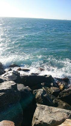 New Ideas For Landscape Photography Sea Water Strand Wallpaper, Ocean Wallpaper, Wallpaper Backgrounds, Phone Backgrounds, Water Background, Background Images, Landscape Photography, Nature Photography, Sea And Ocean