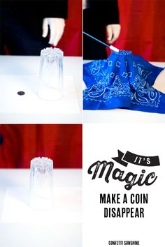 It's a Magic Party | Learn magic tricks for kids