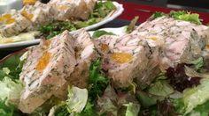 Kycklingterrin med härliga kryddor