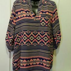 Top FINAL PRICE DROP! ! ! ! New Sexy  light wear mid sleeves top. Tops Blouses