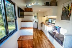 nice Aussie Tiny House - An Early Entry to the Tiny House of the Year Competition