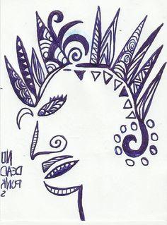 17 um desenho tosco por dia ;p