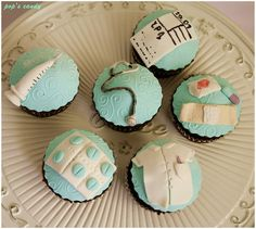 doctor's cupcakes | Flickr - Photo Sharing! by pop's candy