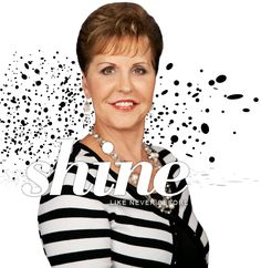 I just love Joyce Meyers..really want to go to one of her conferences