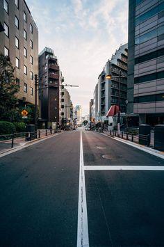 新坂 Shin-zaka, Tokyo w/ VSCO Film Kodak Ektar 100 -
