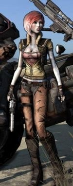 Lilith from Borderlands.  My favorite!