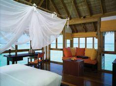 """""""Gili Lankanfushi: Das 5-Sterne-Resort vereint den puren und unverfälschten Zauber der Malediven mit Luxus"""