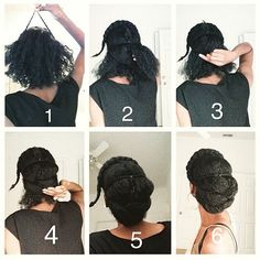 #Hairspiration for the workweek @fret__ #NaturalHairDoesCare #servedsunday #naturallycurlyhair (at www.NaturalHairDoesCare.com)