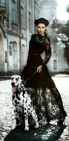 dalmatiers fashion shoot - Google zoeken