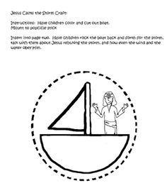 image regarding Jesus Calms the Storm Printable titled 37 Great Jesus calms the storm photos within 2014 Jesus calms