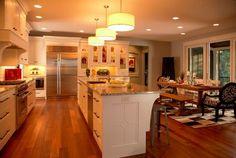 Coastal kitchen dreamy light and airy kitchen via houseofturquoise see