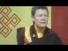 If you haven't been exposed to the teachings of  Pema Chodron, this video is a good place to start.  She's so real and honest, I love her!