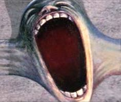 """Gerald Scarfe animation in Alan Parker's film """"The Wall"""" - From """"Empty spaces"""" sequence"""
