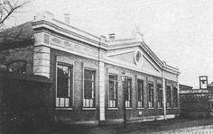Hellevoetsluis - machinistenschool