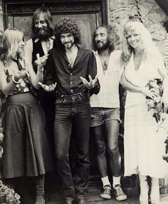 christine mcvie, mick fleetwood, lindsey buckingham, john mcvie, stevie nicks_ fleetwood mac