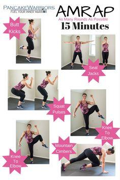 beginner exercise moves -