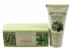 Tinted Face Cream (Crema Colorata) with Macademia Nut and Avocado-Almond (Mandorla) Shade by L'Erbolario Lodi by L'Erbolario Lodi. $34.00. Tinted creams replace the traditional foundations for those who find them a bit heavy and drying. It is an original make-up/treatment, which enhances the beauty of the face and at the same time protects it, combating wrinkles and roughness. The almond tint allows the natural skin shade to come through with a warmer and more luminous glow.Eac...