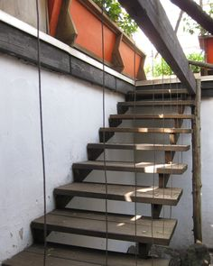 Charmant James Rose Center Stair Step Railing Outdoor, Outdoor Stair Lighting, Outdoor  Stairs, Stair