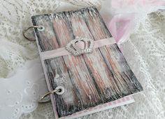 By LesikSolnce: деревянный блокнот