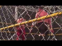WWE NXT   Samoa Joe vs Nakamura Steel Cage Match