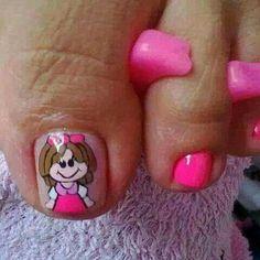 Toe Nail Art, Toe Nails, Hair Beauty, Nailart, Toenails, Art Nails, Enamel, Pretty Toe Nails, Simple Toe Nails