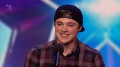 Craig Ball - Britain's Got Talent 2016 ...... Craig Ball with his unique singing act on Britain's Got Talent 2016,