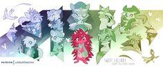 Htf Anime, Happy Tree Friends, Deviantart, Geek Stuff, Fan Art, Artist, Artwork, Fandoms, Whisper