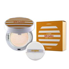 MAXCLINIC Skinzen Ecoglam Sun Cushion SPF50+ PA+++ 13g / 0.45oz #MAXCLINIC #333korea #skincare #beauty #koreacosmetics #cosmetics #oppacosmetics #cosmetic #koreancosmetics