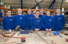 Apprentices from @PimlicoPlumbers who say Apprenticeships are the way forward to a skilled job for life!