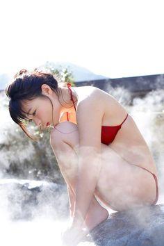 Hoshina Mizuki (星名美津紀) #japanidol #idol #gravureidol #gravure #japan #model #gravure